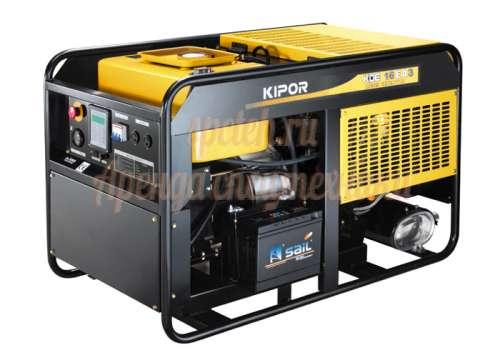 Услуги генератора FUBAG BS 6600 ES 5 кВт